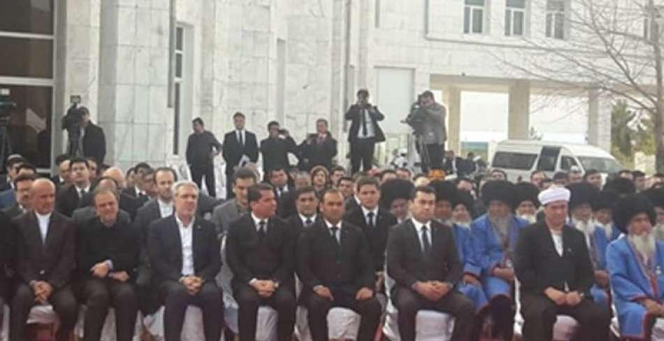 اولین نوروزگاه مشترک ایران و ترکمنستان