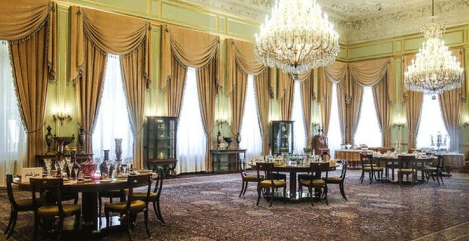 بازگشایی تالارهای دیده نشده در موزه سعدآباد