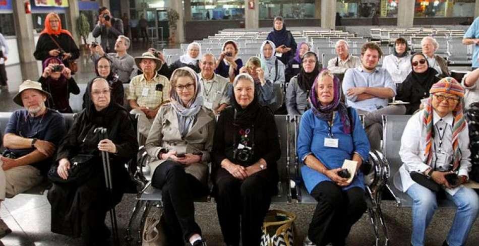 دو برابر شدن تعداد گردشگران ورودی به ایران