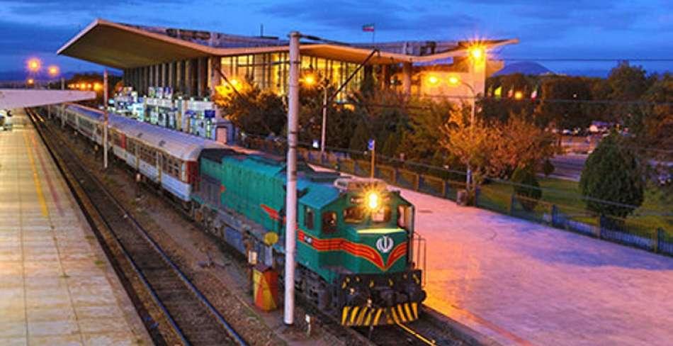 سفر از تهران به آنکارا با قطار