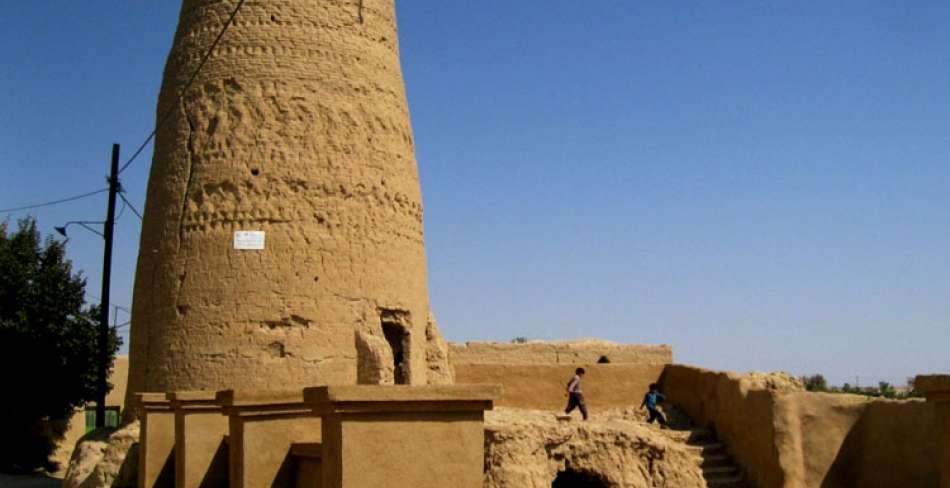 بافت تاریخی روستای ترکان ثبت ملی شد