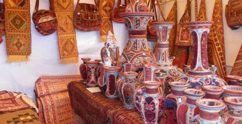 دهمین نمایشگاه سراسری صنایعدستی