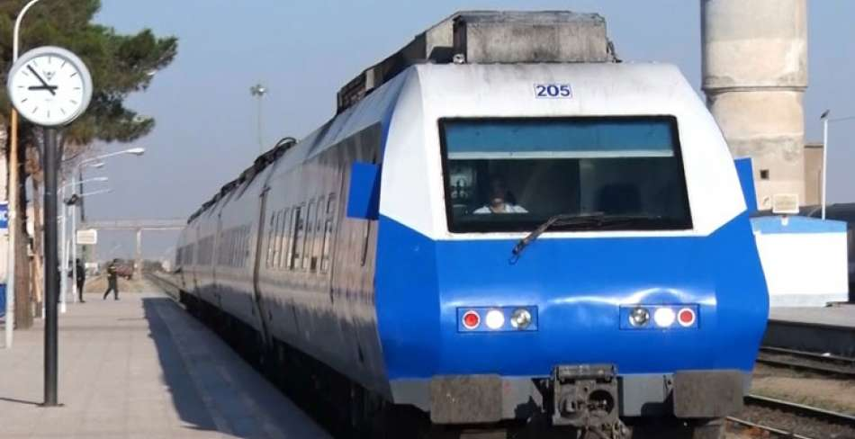 قطار گردشگری کویر