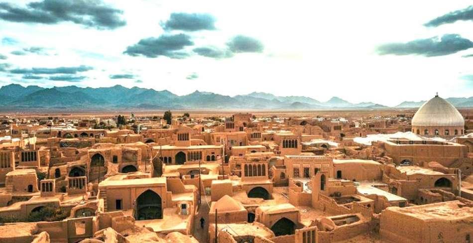 شهر تاریخی عقدا ثبت ملی شد