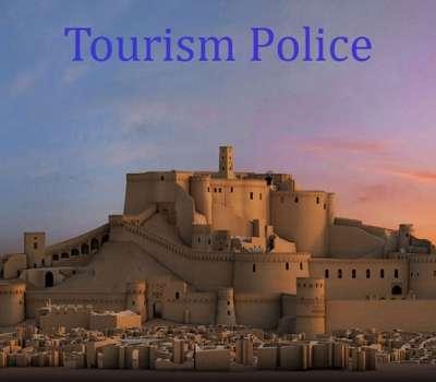 طرح پلیس گردشگری در کرمان