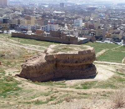 ثبت جهانی بنای «ربع رشیدی» تبریز