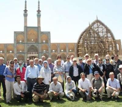 افزایش بازدید گردشگران خارجی از شهر یزد