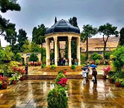 تصاویر بی نظیری از شیراز به همراه ترانه محلی شیرازی