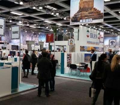 حضور موفق ایران در نمایشگاه گردشگری برلین