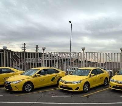 راه اندازی اولین تاکسی گردشگری در ابرکوه