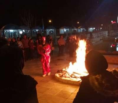 تجربه شیرین چهارشنبه سوری امسال با سفرهای رادینا