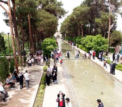 اقامت بیش از 850 هزار مسافر در نوروز 97 در یزد