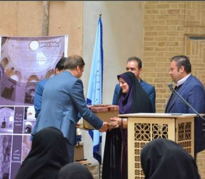 آیین افتتاح چهارسوق شاه یحیی در یزد