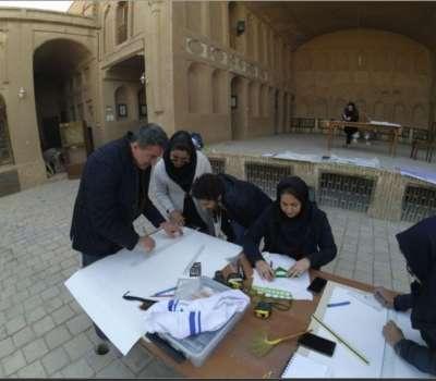 دومین حضور کمپ بین المللی ورنادوک در یزد