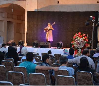 کاروان سفیران گردشگری تبریز 2018 در یزد