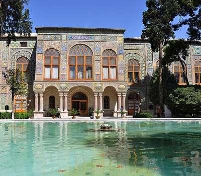برگزاری 3 نمایشگاه در کاخ گلستان