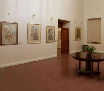 برپایی نمایشگاه آثار استاد فرشچیان در قزاقستان
