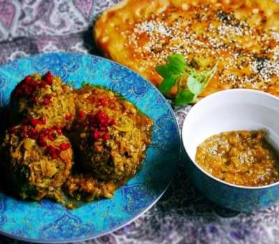 Traditional Foods of Yazd