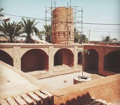 مرمت برجهای دیدهبانی اردکان
