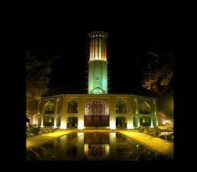 اتمام مرمت باغ دولتآباد یزد تا نیمه مهرماه