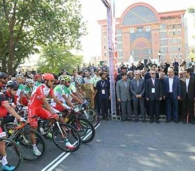 برگزاری تور دوچرخه سواری ایران _ آذربایجان