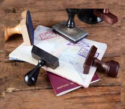 درج مهر ویزای ایران در پاسپورت اروپاییها متوقف شد