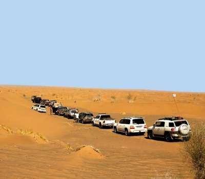 ممنوعیت ورود آفرودسوارها به کویر مرنجاب