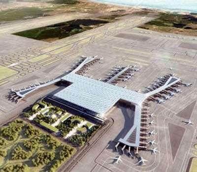 افتتاح بزرگ ترین فرودگاه جهان در استانبول