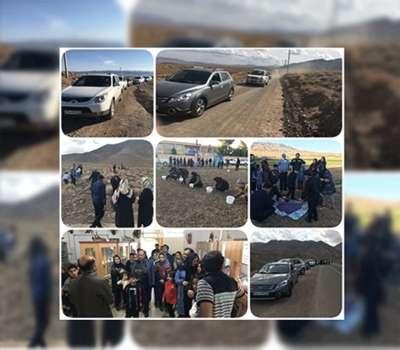 اولین تور رالی گردشگری در یزد