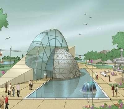 پارک گردشگری فضایی در قشم