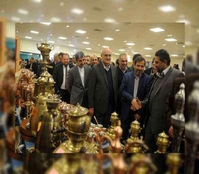 نمایشگاه بزرگ هنرها و صنایع دستی ایران در لبنان