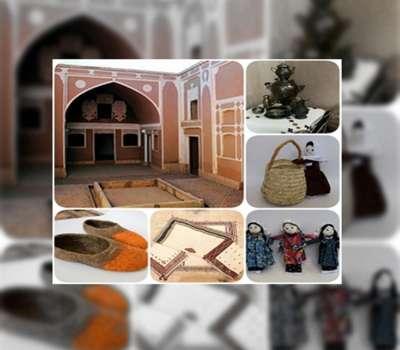 افتتاح اولین نمایشگاه و مرکز آموزش صنایع دستی ابرکوه