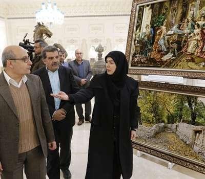افتتاح بازار سنتی ایران مال
