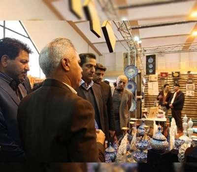 یازدهمین نمایشگاه تخصصی صنایع دستی کرمان