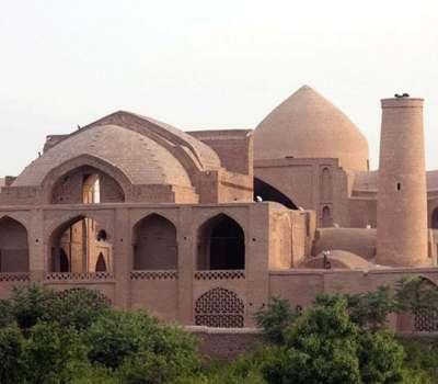 مسجد جامع اردستان در فهرست ثبت جهانی یونسکو