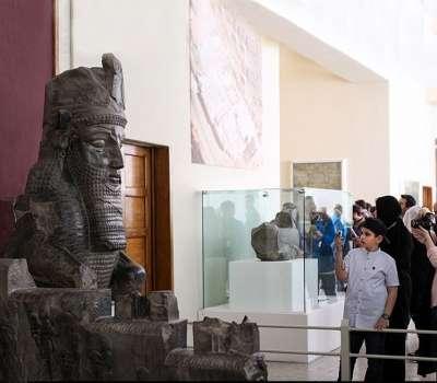 ایران ؛ برنده اسکار موزه های جهان