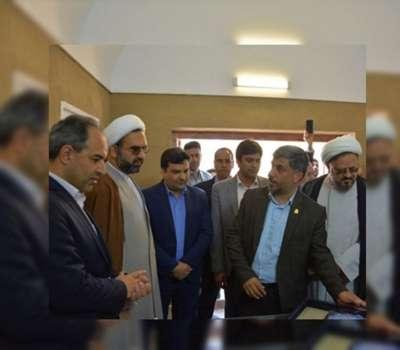 افتتاح بازارچه دائمی صنایع دستی در مهریز