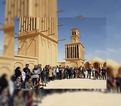 افزایش مسافران نوروزی در یزد