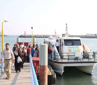 اتمام طرح تسهیل سفرهای دریایی هرمزگان