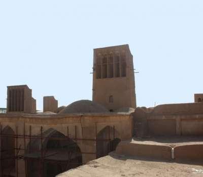 خانه تاریخی صغیره اردکان ثبت ملی شد