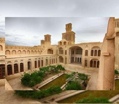 اختتامیه جشنواره فرهنگی خانه آقازاده ابرکوه