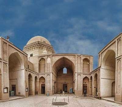 افزایش بازدید کنندگان خارجی از بناهای تاریخی یزد