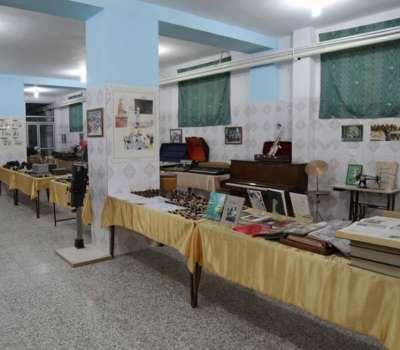 اخذ مجوز ملی موزه فرهنگ و هنر بافق