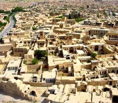 ابرکوه جزو ۱۴ شهر نمونه گردشگری کشور