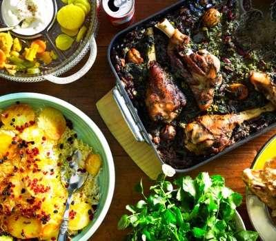 اولین جشنواره خوراک ملل در برج میلاد