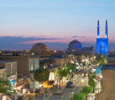 اجرای طرح های متعدد گردشگری در یزد