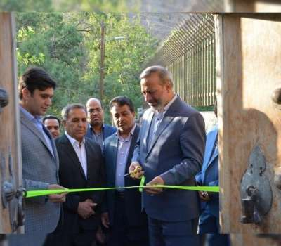 افتتاح اقامتگاه بومگردی در مهریز