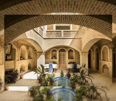 افتتاح هتل سنتی آرا در یزد
