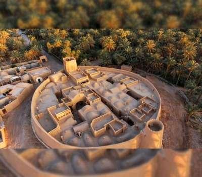 افتتاح بزرگترین بومگردی کشور در بافق