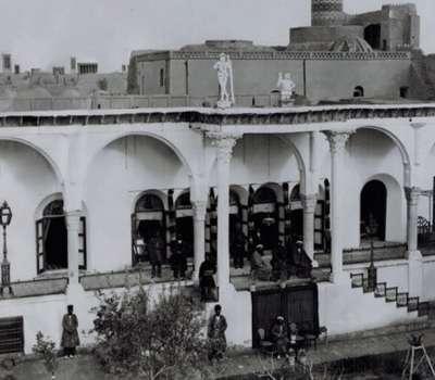 ثبت ملی مجموعه تاریخی صدر العلمای یزد